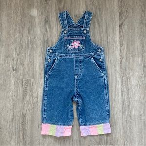 Carters Baby Denim Overall Size 12 months